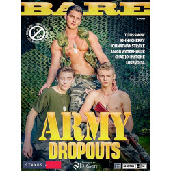 Army Dropouts DVD (Bare) (14407D)