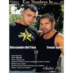 Los Hombres De Suite 703 DVD (Suite 703) (11308D)