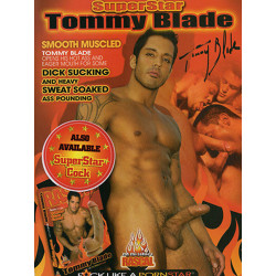 SuperStar Tommy Blade DVD (Rascal / Chi Chi LaRue) (13208D)