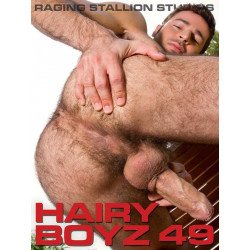 Hairy Boyz 49 DVD (14508D)