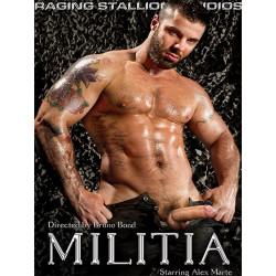 Militia DVD (Raging Stallion)