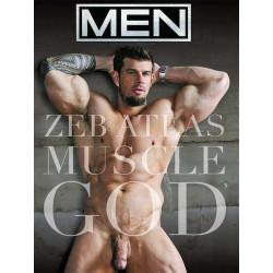 Zeb Atlas: Muscle God DVD (MenCom)