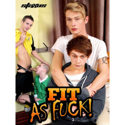 Fit As Fuck (Staxus) DVD (11515D)