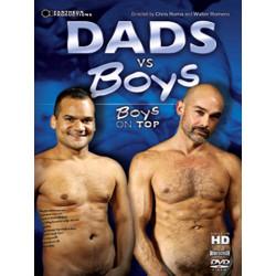 Dads vs Boys: Boys on Top DVD (Pantheon Men) (07816D)