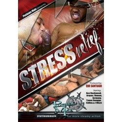 Stress Relief (Platinum Male) DVD (Black Rayne Productions)