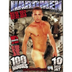 Hardmen #2 100h 10-DVD-Set (BlueMen) (10419D)