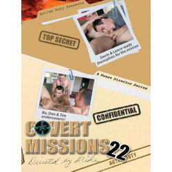 Covert Missions 22 DVD (Active Duty) (12726D)