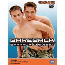 Bareback Barrack Cumfest DVD (Twinkz) (13234D)