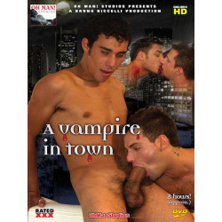 A Vampire In Town DVD