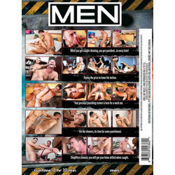 Drill My Hole #3 DVD (MenCom) (13148D)