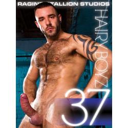 Hairy Boyz 37 DVD (Raging Stallion) (11549D)
