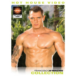 Francesco D`Macho Collection DVD (Hot House) (08766D)