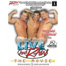 Live and Raw: The Movie DVD