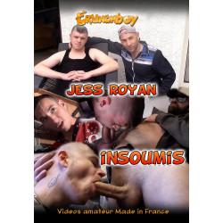 Jess Royan - Insoumis DVD (Crunch Boy) (14567D)