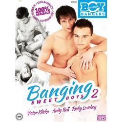 Banging Sweet Boys #2 DVD (Bareback Boy Bangers) (13769D)