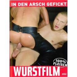 In den Arsch gefickt DVD (Wurstfilm) (03204D)