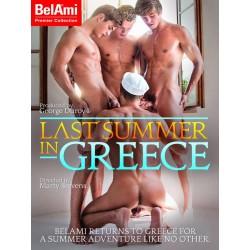 Last Summer In Greece DVD (Bel Ami) (14478D)