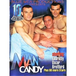 Men Candy 10h DVD