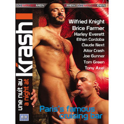 A Night At Krash DVD