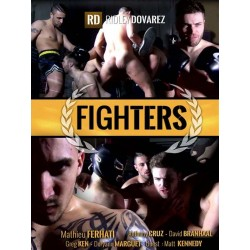 Fighters DVD (Ridley Dovarez) (12694D)