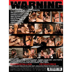 Institutional Encounters DVD (Raging Stallion Fetish & Fisting) (07097D)