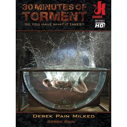 Derek Pain Milked DVD (30 Min Of Torment) (14198D)