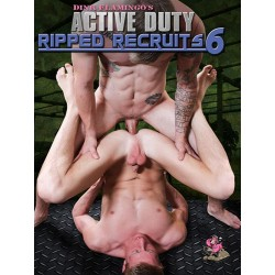 Ripped Recruits #6 DVD (14498D)