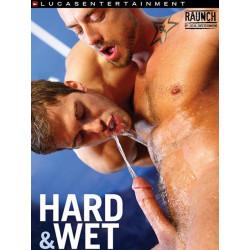 Hard and Wet (Lucas Raunch)) DVD (LucasEntertainment) (07064D)