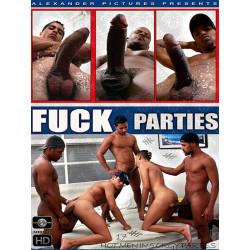 Fuck Parties DVD (Alexander Pictures)