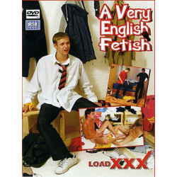 A Very English Fetish DVD