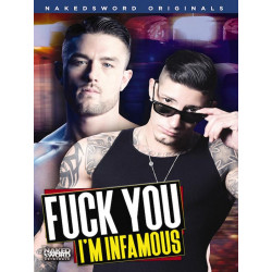 Fuck You I`m Infamous DVD
