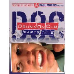 Drunk on Cum 1-2 DVD (Treasure Island) (01505D)
