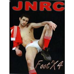 Foot X #4 DVD (JNRC) (11835D)