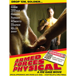 Armed Forces Physical DVD