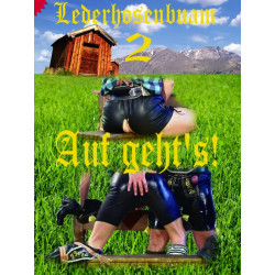 Lederhosenbuam 2 DVD (Lederhosenbuam) (02165D)