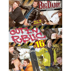 Out in Public #16 DVD (Big Daddy)