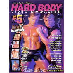 Hard Body #5 DVD