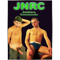 Soldiers Commando DVD (JNRC)