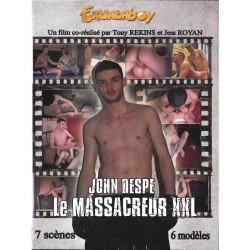 John Despe Le Massacreur XXL DVD