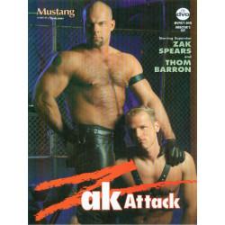 Zak Attack DVD (01296D)