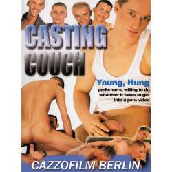 Casting Couch DVD (Cazzo) (01746D)
