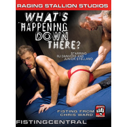 FistPack #23 - Whats Happening Down There DVD (Raging Stallion Fetish & Fisting) (05916D)