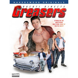 Greasers DVD (Naked Sword)