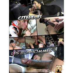 Les Bonhommes #3 DVD (Citebeur)