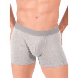 Rounderbum Padded Boxer Brief Underwear Grey (T4799)