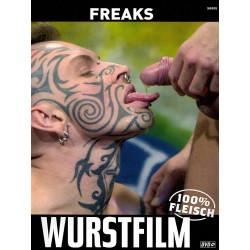 Bareback Freaks #1 DVD (Wurstfilm)