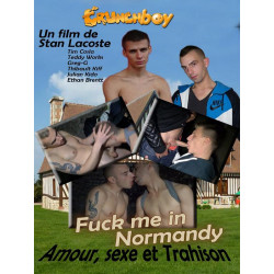 Fuck me in Normandy DVD (14908D)