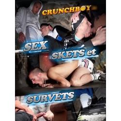 Sex, Skets et Survets DVD