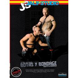 Boots and Bondage, Botas y Bondage DVD (Jalif) (04953D)