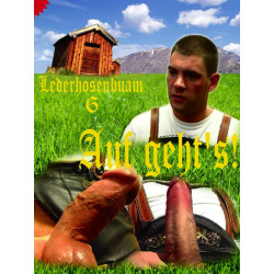 Lederhosenbuam 6 DVD (Lederhosenbuam) (02169D)
